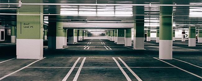ガレージ・トンネル